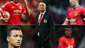 Louis van Gaal đã bị những ngôi sao của Man United chỉ trích như thế nào?