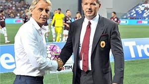 Từ Mancini đến Mihajlovic: Khi Milan với Inter là bạn…