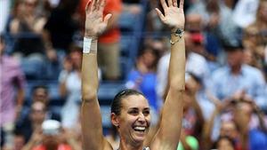 Hạ Vinci trong trận chung kết toàn Italy, Flavia Pennetta vô địch US Open 2015