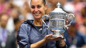 Flavia Pennetta quyết định giải nghệ sau chức vô địch tại US Open