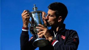 Djokovic lấy bộ phim '300 chiến binh' làm nguồn cảm hứng để đánh bại Federer