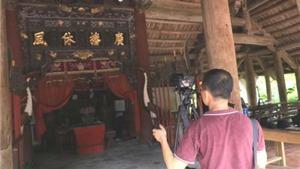 Đình làng Việt và vị 'cứu tinh' cho di sản đến từ Facebook