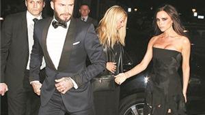Vụ Victoria xóa 'hình xăm yêu thương': Có đúng là nhà Beckham trục trặc?
