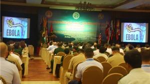 500 đại biểu quốc tế chia sẻ về công tác chăm sóc sức khỏe cho bộ đội