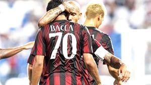 01h45 ngày 20/8, AC Milan - Palermo: Khi Bacca, Adriano vùng vẫy trong đơn độc…