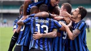 Chievo 0-1 Inter Milan: Icardi tỏa sáng, Inter vững chắc ngôi đầu