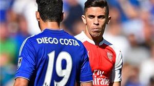 Kurt Zouma thừa nhận Diego Costa 'thích lừa bịp'
