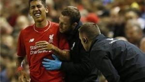 Firmino chấn thương, bị gạch tên khỏi đội tuyển Brazil