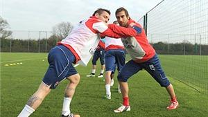 Arsenal: Wenger và chuyện của hai Mathieu