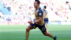 Đội hình tiêu biểu vòng 7 Premier League: Ngày rực rỡ của Sanchez và Sturridge