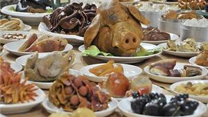 'Bàn tiệc' đá trị giá gần 700 tỷ ở Trung Quốc
