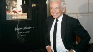 Huyền thoại thời trang Ralph Lauren rời ghế điều hành