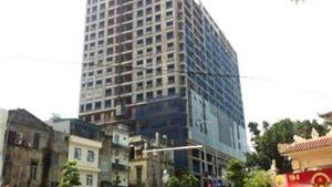 KHÓ TIN: tòa nhà 8B Lê Trực đã bất chấp lệnh đình chỉ thi công như thế nào?
