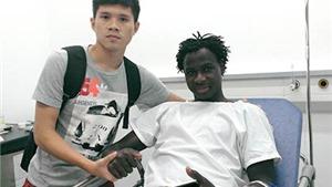 Abass Dieng sẽ giành giải Fair-Play 2015?