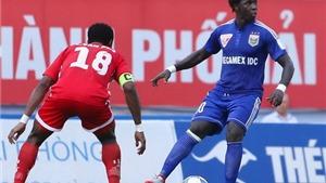 HAGL thắng lớn ở giải U21 quốc gia, Abass nghỉ thi đấu 3 tháng