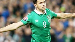 Ireland 1-0 Đức: Shane Long sút bay cơ hội giành vé sớm của tuyển Đức