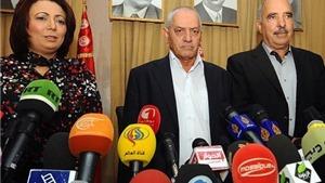 'Bộ tứ' đối thoại hòa bình Tunisia đoạt giải Nobel Hòa bình 2015