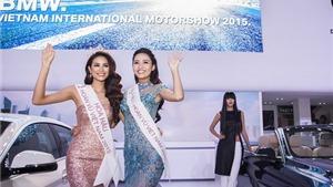 Hoa hậu Hoàn Vũ Việt Nam & 10 cặp vé tới Munich lái BMW i8