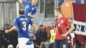 Italy 2-1 Na Uy: Florenzi làm người hùng tại thánh địa Olimpico