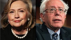 Bầu cử Mỹ 2016: Bà Hillary Clinton và ông Bernie Sanders lấn át đối thủ trong cuộc tranh luận đầu tiên