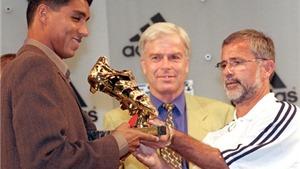 CHÙM ẢNH: Những cầu thủ nhiều lần giành Chiếc giày vàng châu Âu