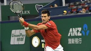 Djokovic tốc hành, Nadal chật vật vào vòng 3 Thượng Hải Masters