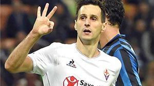 Câu chuyện về Nikola Kalinic: 'Đã tìm thấy Batistuta mới của Fiorentina'