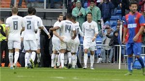 Real Madrid 3–0 Levante: Ronaldo tỏa sáng, Real tạm dẫn đầu Liga