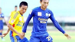 S.Khánh Hòa BVN và bài test ở BTV Cup 2015