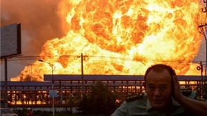 Trung Quốc: Lại nổ nhà máy hóa chất khiến nhiều người mất tích