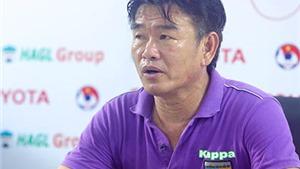 HLV Phan Thanh Hùng: 'Tuyển thủ quốc gia về đá giải trẻ là bình thường'