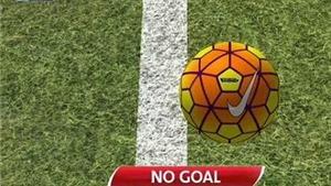 Công nghệ goal-line từ chối bàn thắng cho Chelsea
