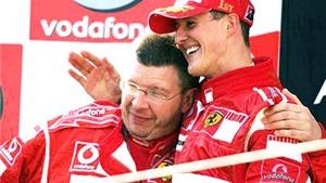 Schumacher có thể hồi phục trở lại