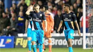 Sheffield Wednesday 3-0 Arsenal: Cái tát trời giáng