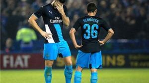 Điểm mặt những Pháo thủ trẻ không đủ đẳng cấp chơi cho đội một Arsenal