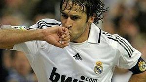 Raul chưa sẵn sàng trở lại Real Madrid