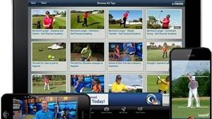 Golf: Phát triển golf qua… thị trường điện thoại di động!