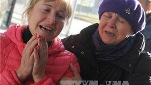 Máy bay Nga rơi vì 'lỗi kỹ thuật', trụ sở hãng bay bị lục soát