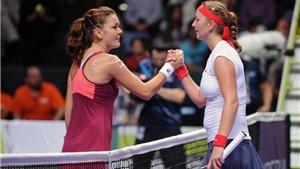 WTA Finals 2015: Những cuộc lật đổ từ Kvitova và Radwanska