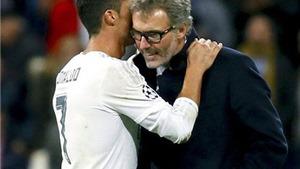 Cuộc trò chuyện bí ẩn giữa Ronaldo và Blanc: Perez hãy cẩn thận!