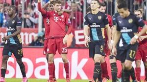 Trước hai lượt trận cuối: Kịch bản nào để Arsenal đi tiếp?