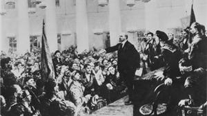 Kỷ niệm 98 năm Cách mạng Tháng Mười Nga