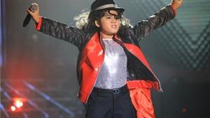 Show 6 Gương mặt thân quen nhí: 'Michael Jackson' đại náo