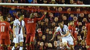 Liverpool 1-2 Crystal Palace: Cú ngã sấp mặt tại Anfield của thày trò ông Klopp