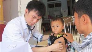 Khám phát hiện 20 trẻ bị bệnh tim bẩm sinh cần giúp đỡ