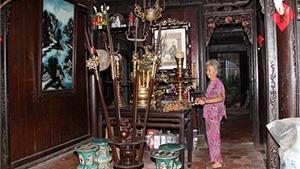 Nhà cổ tuyệt đẹp trên 120 năm tuổi ở Tây Ninh đang 'kêu cứu'