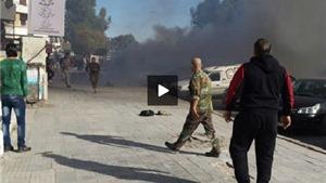 VIDEO: Thành phố Syria, nơi có căn cứ không quân Nga, bị 'quật lại' bằng rocket, hơn 80 thương vong
