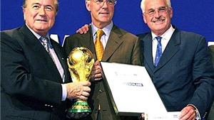 Oliver Bierhoff: 'ĐTQG Đức sẽ không bị ảnh hưởng bởi scandal World Cup 2006'