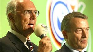 Scandal World Cup 2006: 'Hoàng đế' Beckenbauer dưới một núi áp lực