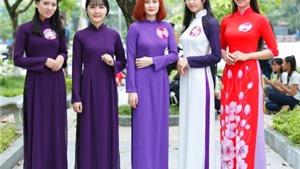 90 thí sinh vào bán kết Nữ sinh viên Việt Nam duyên dáng 2015